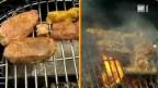 Video «Gesundes Grillieren - Warum nicht alles, was am Grill beliebt ist, auch gesund ist» abspielen