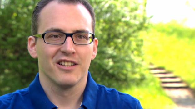Video «Ronny Keller - Leben im Rollstuhl» abspielen