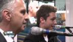 Video «Bundespräsident Burkhalter macht den «Boss»» abspielen
