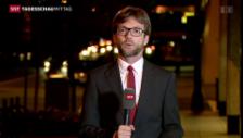 Video «Einschätzungen von Peter Düggeli in Washington» abspielen