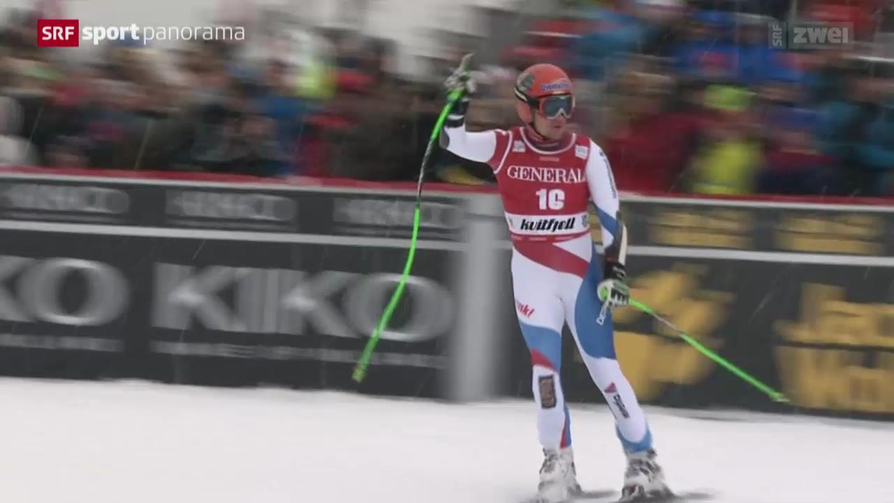 Ski: Super-G der Männer in Kvitfjell