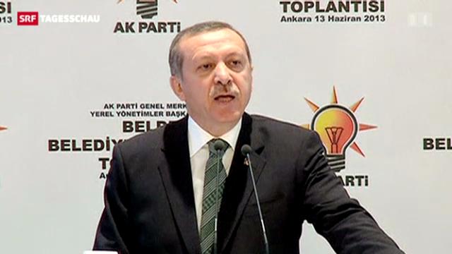 Erdogan greift durch