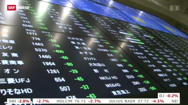 Video «SRF Börse vom 23.05.2013» abspielen