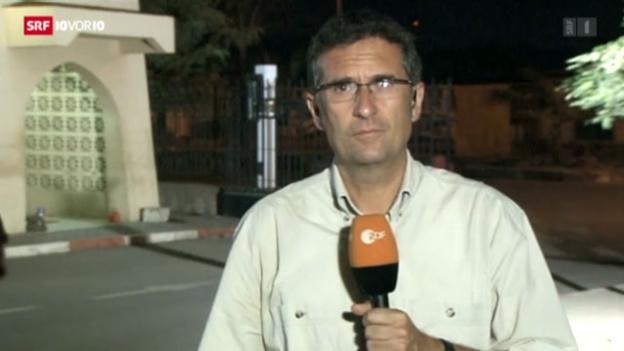 Video «Einschätzungen von Jörg Brase, ZDF-Afrika-Korrespondent» abspielen