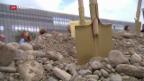 Video «Baustart für Asylzentrum in Zürich» abspielen