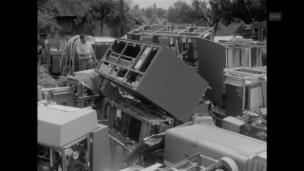 Video «1. Computer-Friedhof in der Schweiz (1968)» abspielen