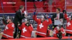 Video «Eishockey-WM: die Schweiz besiegt auch Tschechien» abspielen