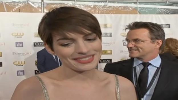 Video «Reaktionen der Oscar-Nominierten» abspielen