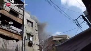 Video «Keine Kampf-Pause in Syrien» abspielen