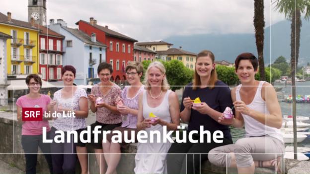 Video ««SRF bi de Lüt – Landfrauenküche» 3/7: Sonja Schilt» abspielen