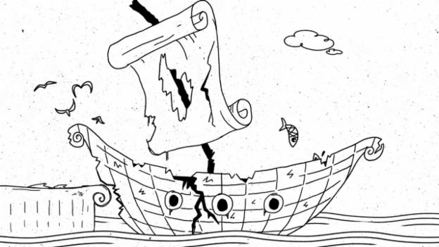 Video «Filosofix: Das Gedankenexperiment «Schiff des Theseus»» abspielen