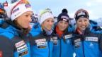 Video «Doppelte Biathlon-Premiere der Schweiz» abspielen