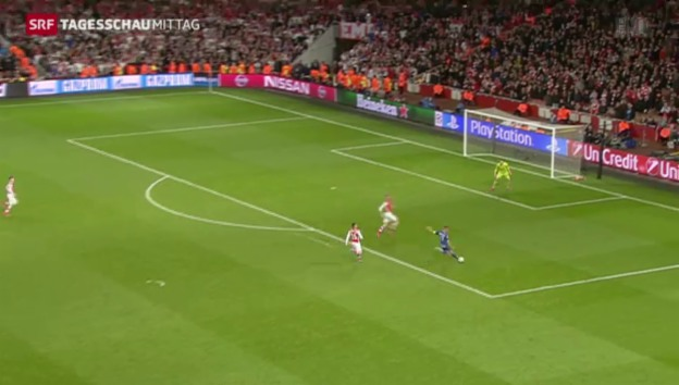 Video «Fussball: Champions-League-Qualifikation» abspielen