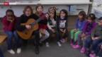 Video «Spezialunterricht für Flüchtlingskinder» abspielen