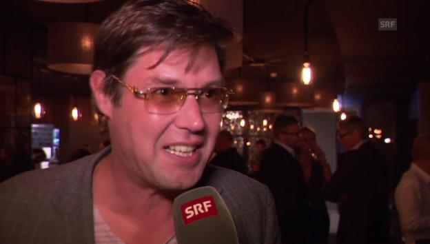 Video «Michael Steiner über Hollywoodstars» abspielen