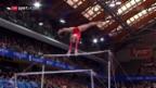 Video «Turnerinnen verpassen EM-Bronze» abspielen