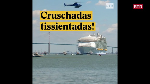 Laschar ir video «Cruschadas tissientadas!»