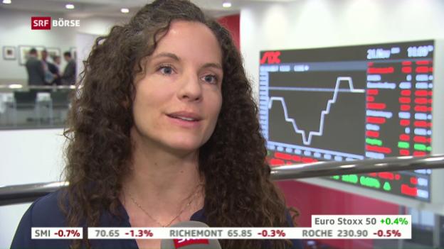 Video «SRF Börse vom 21.11.2016» abspielen