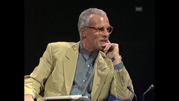 Video ««Literaturclub» mit Charles Clerc» abspielen