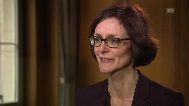 Video «Monika Rühl im «ECO»-Interview» abspielen