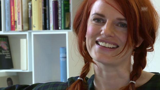 Video «Kafi Freitag über Bilder ihres Lebens» abspielen