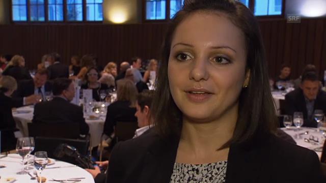 Sarah Meier über ihr Leben als Journalistin