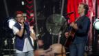 Video «Lena Streun im Duett mit Adrian Stern mit «Nr. 1»» abspielen