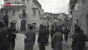 Video «Warum Italien erdbebengefährdet ist» abspielen