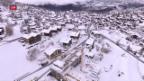 Video «Feriendörfer boomen in der Schweiz» abspielen