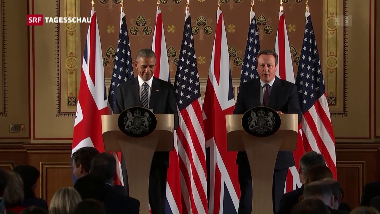 Obama warnt Briten vor Brexit
