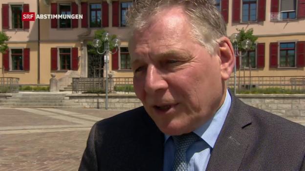 Video «Walliser Staatsrat ist erleichtert» abspielen