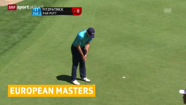Video «Golf: Zwei Engländer nach Tag 3 an der Spitze» abspielen