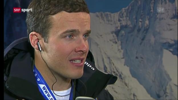 Video «Ski alpin: Gespräch mit Christoph Innerhofer («sportaktuell»)» abspielen