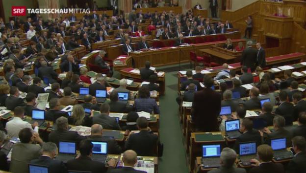 Video «Ungarns Ministerpräsident verliert Zweidrittelsmehrheit» abspielen