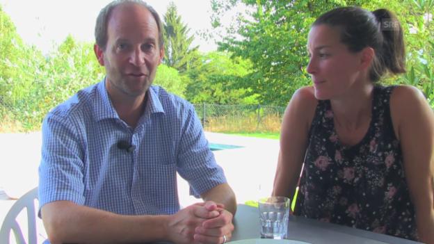 Video «Wie ist es Familie Dolder mit dem Reinigungsunternehmen ergangen?» abspielen