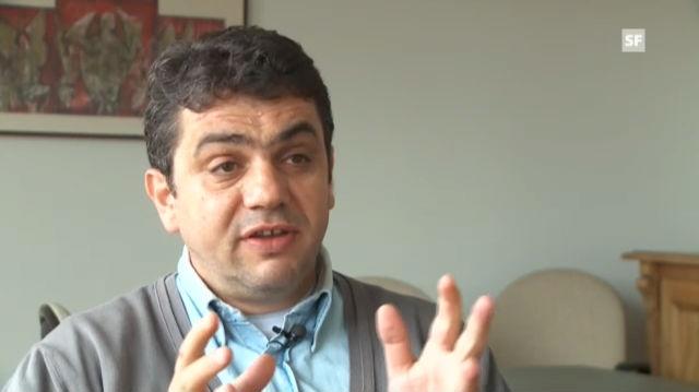 Nawras Sammour über Freiwilligenarbeit