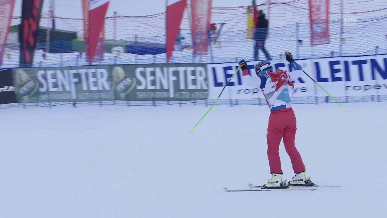 2. Sieg für Bischofberger in Innichen binnen 24 Stunden