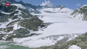 Video «Gletscher schmelzen schneller» abspielen