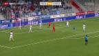 Video «Fussball: Thun - Zürich» abspielen