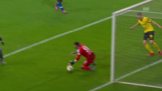 Video «Porto - Borussia Dortmund» abspielen