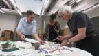 Video ««Der goldene Pinsel»: «G&G» sucht den besten Promi-Picasso» abspielen