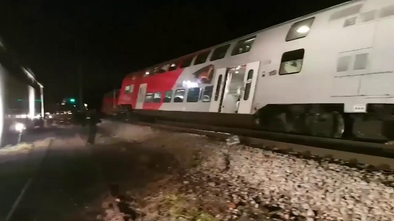 Bilder vom Unfallort