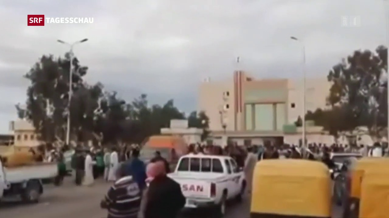 Hunderte Tote bei Anschlag auf Moschee