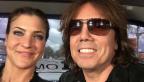 Video «Joey Tempest schreibt seine besten Songs mit einem «guten» Kater.» abspielen