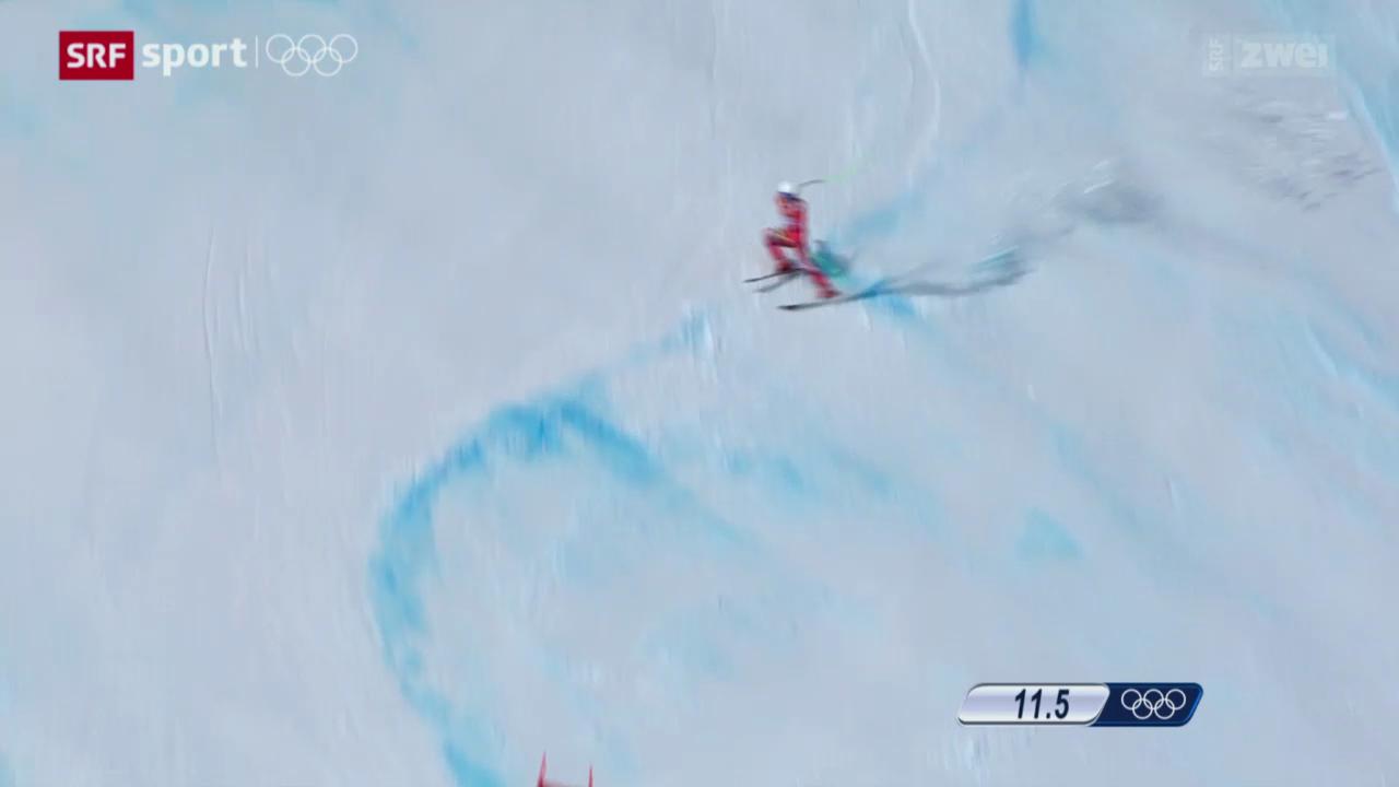 Ski: Schweizer im Super-G geschlagen