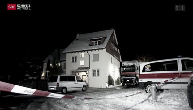 Video «Schweiz aktuell vom 23.01.2015» abspielen