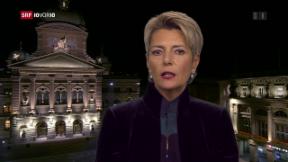 Video «Gespräch mit Karin Keller-Sutter» abspielen