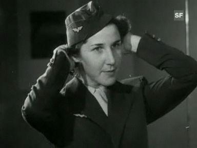 Video ««Wie Stewardessen flügge werden»» abspielen