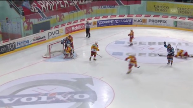 Video «Eishockey: Lakers - SCL Tigers» abspielen