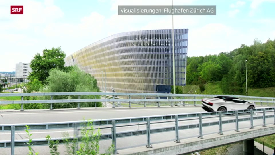 Universitätsspital Zürich expandiert an den Flughafen